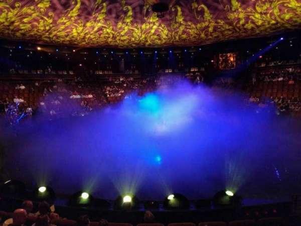 Wynn Theatre, section: a, row: f, seat: 9