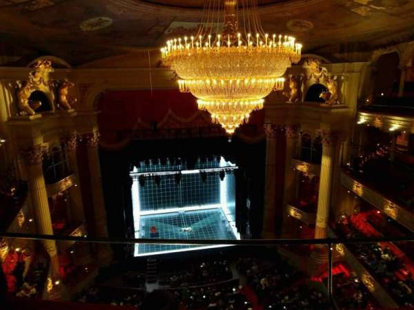 Academy of Music, section: Amphitheater E, row: c, seat: 114