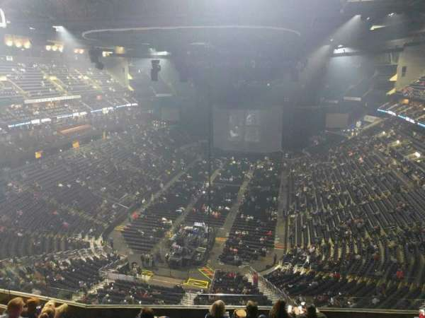 Nationwide Arena, section: 209, row: h, seat: 13
