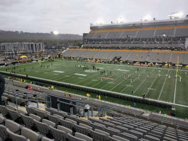 Tim Hortons Field, section: 212, row: 15, seat: 9