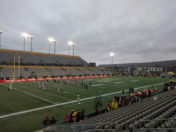 Tim Hortons Field, section: 109, row: 15, seat: 8