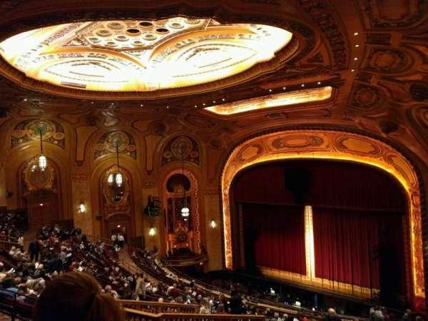 Shea's Buffalo, section: Balcony 2, row: t, seat: 44