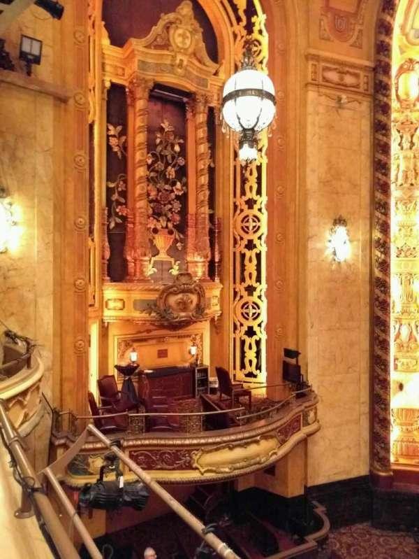 Shea's Buffalo, section: Balcony 4, row: aa, seat: 101