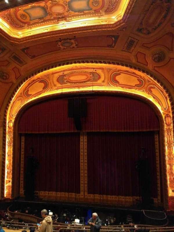 Shea's Buffalo, section: Balcony 3, row: f, seat: 8