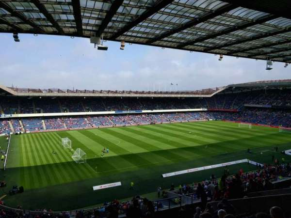 Murrayfield Stadium, section: W36, row: cc , seat: 37