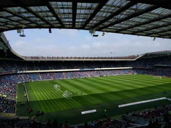 Murrayfield Stadium, section: W38, row: dd, seat: 15
