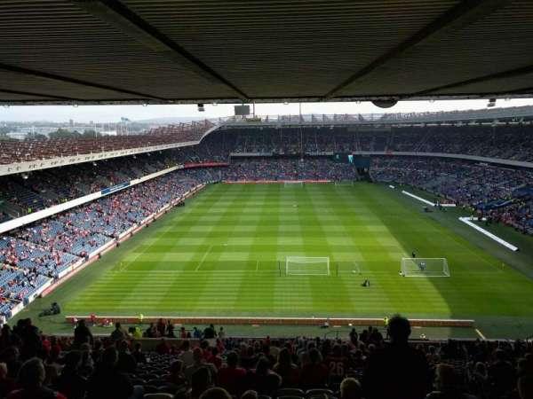 Murrayfield Stadium, section: N8, row: tt, seat: 17