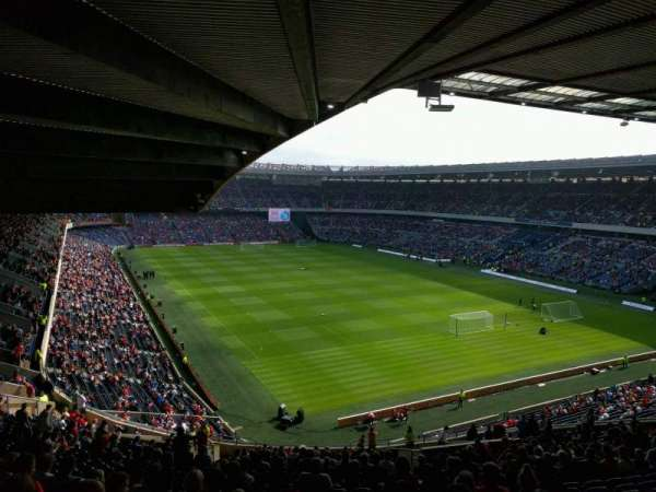 Murrayfield Stadium, section: N16, row: hh, seat: 42