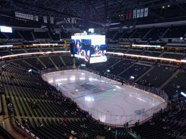 Pepsi Center, section: 330, row: 4, seat: 4