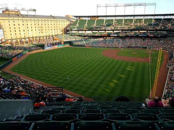 Oriole Park at Camden Yards, section: 380, row: 14, seat: 16