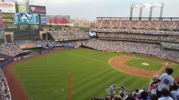 Citi Field, section: 529, row: 10, seat: 10