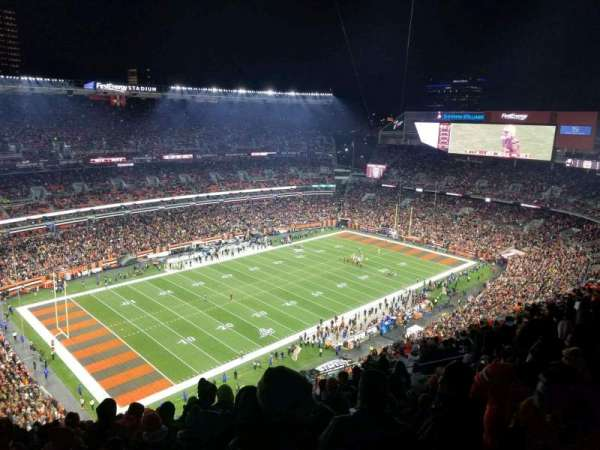FirstEnergy Stadium, section: 528, row: 26, seat: 8