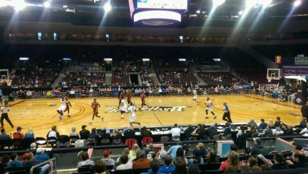 Erie Insurance Arena, section: 204, row: L, seat: 11