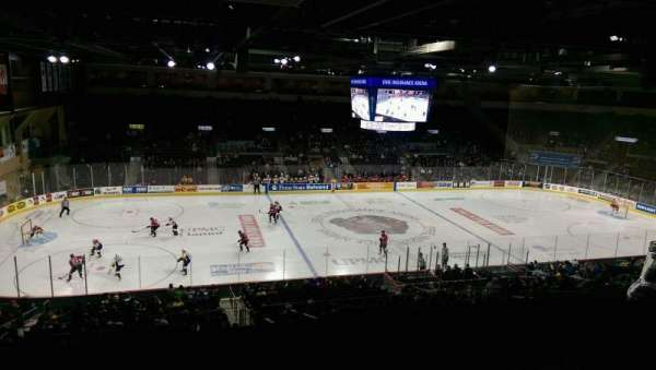 Erie Insurance Arena, section: Suite 302, row: SA, seat: 7
