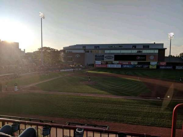 UPMC Park, section: 203, row: CC, seat: 2