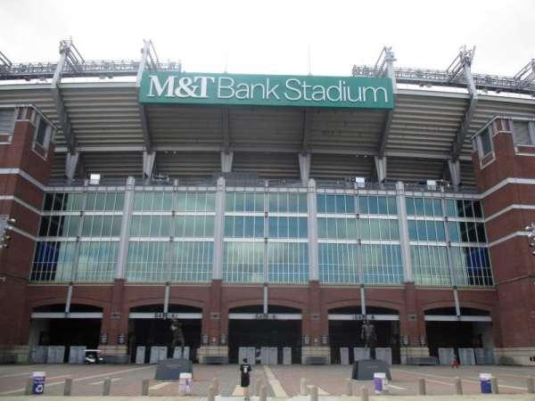 M&T Bank Stadium, section: EXTERIOR