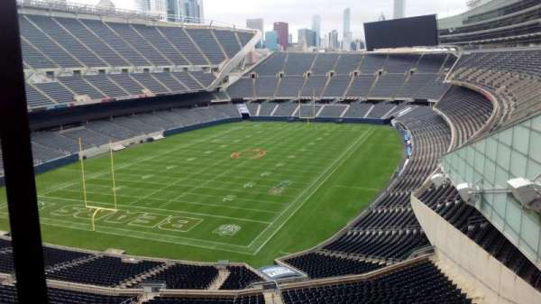 Soldier Field, section: Suite, row: 1