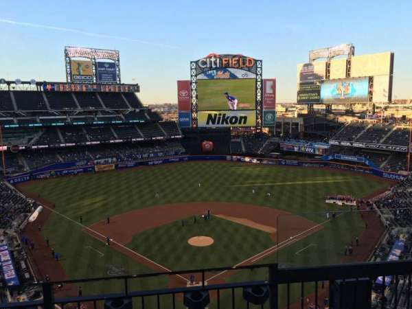 Citi Field, section: 514, row: 3, seat: 14