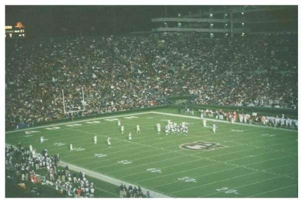 Jordan-Hare Stadium, section: 12, row: 39, seat: 6