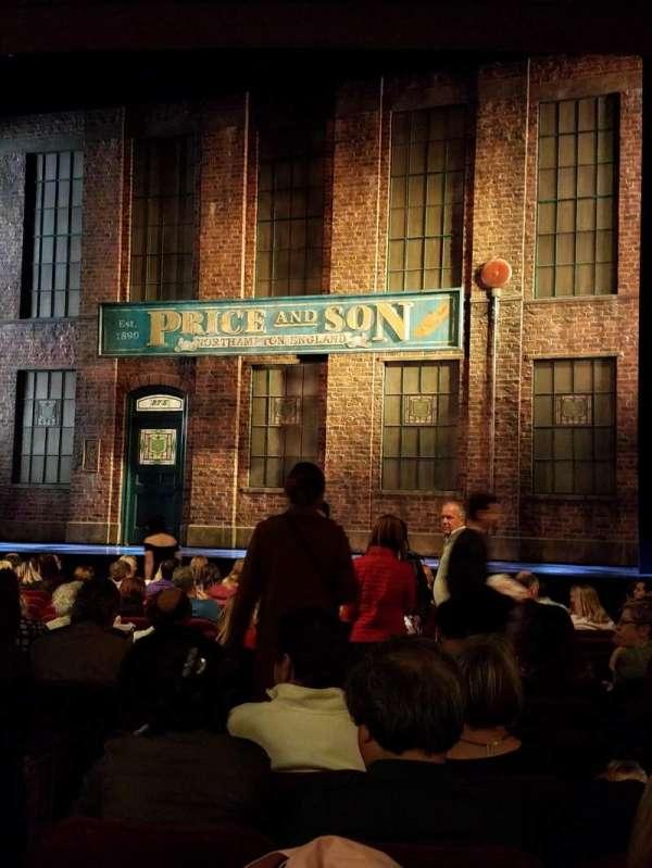 Al Hirschfeld Theatre, section: OrchR, row: P, seat: 6, 8