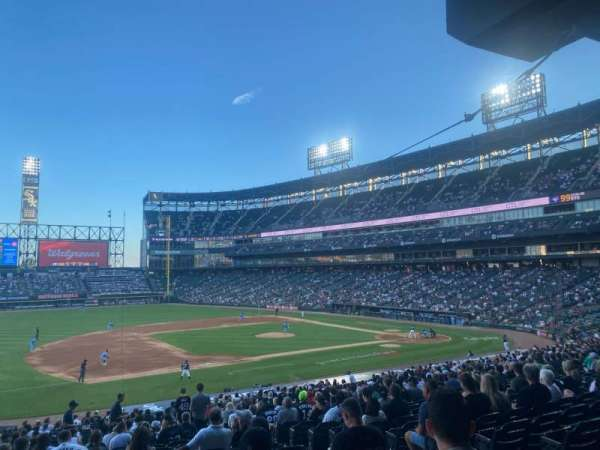 Guaranteed Rate Field, section: 143, row: 35, seat: 6
