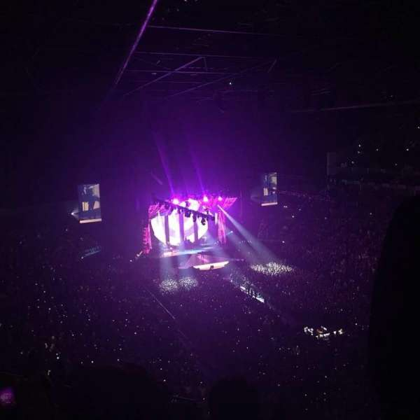 The O2 Arena, section: 410