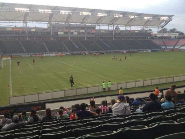 Dignity Health Sports Park, section: 136, row: R, seat: 12