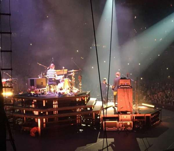 TD Garden, section: Loge 16, row: 12, seat: 16