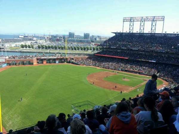 AT&T Park, section: 332, row: 9, seat: 10