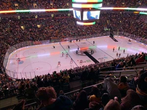 TD Garden, section: Bal 303, row: 10, seat: 11