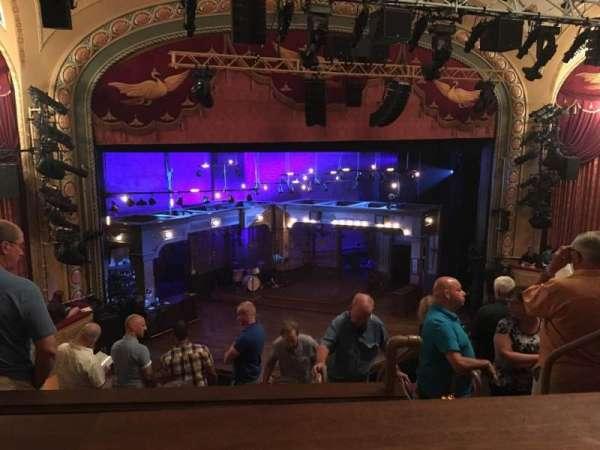 Bernard B. Jacobs Theatre, section: Mezzanine, row: E, seat: 5