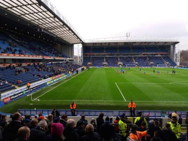 Ewood Park, section: S04, row: 18, seat: 139