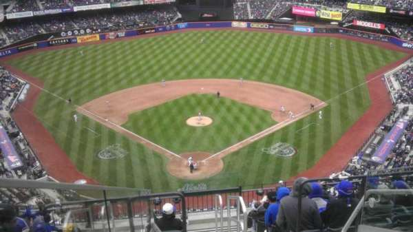Citi Field, section: 514, row: 8, seat: 2