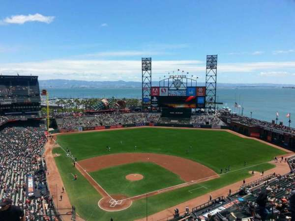 AT&T Park, section: 313, row: 10, seat: 13