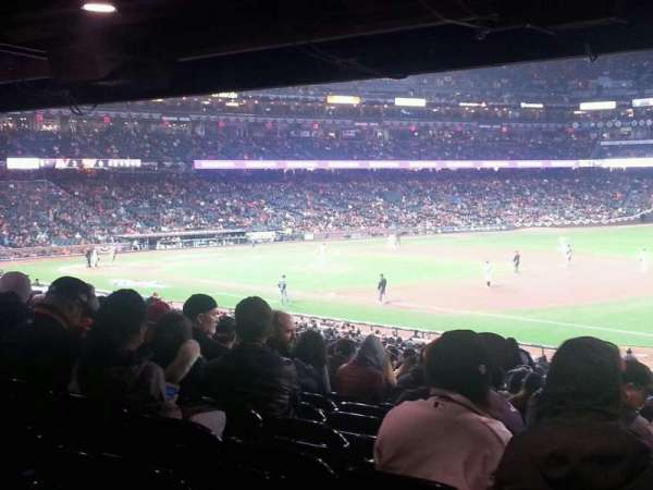 AT&T Park, section: 103, row: 39, seat: 2