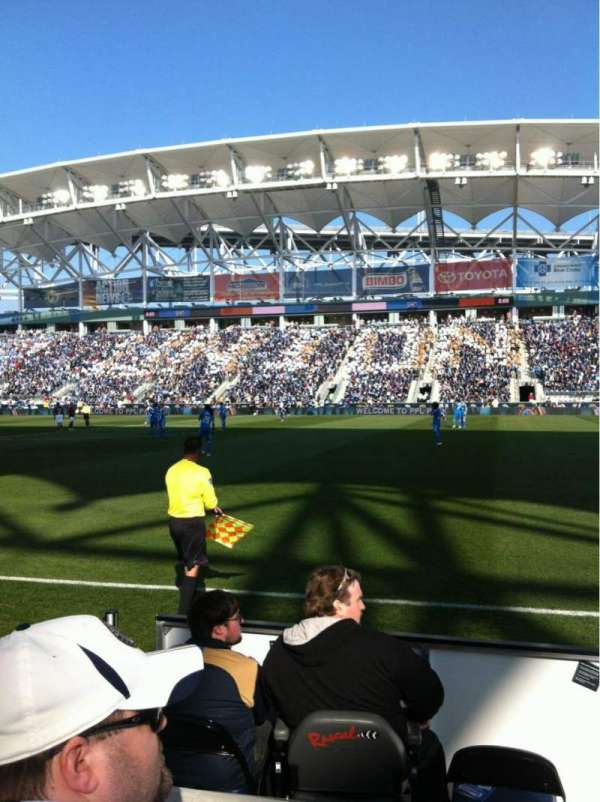 Talen Energy Stadium Section 105 Home Of Philadelphia Union