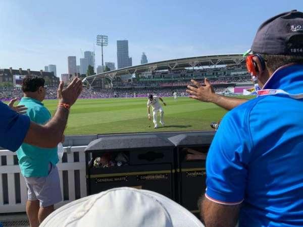 Kia Oval, section: Galadari Stand 27, row: 2, seat: 191