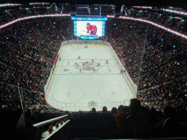 Centre Bell, section: 328, row: C, seat: 15