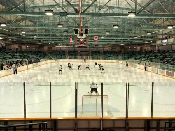 Waterloo Memorial Recreation Complex, section: 23, row: H, seat: 7