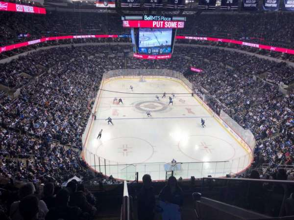 Bell MTS Place, section: 229, row: 7, seat: 4