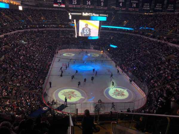 Bell MTS Place, section: 329, row: 7, seat: 4