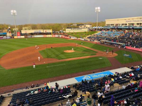 Fifth Third Ballpark, section: Suite 321