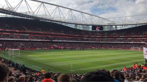 Emirates Stadium, section: 21, row: 24, seat: 647