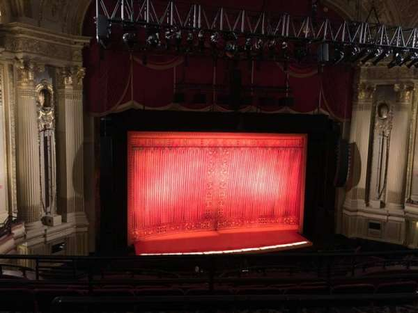 Boston Opera House, section: MEZZLC, row: C, seat: 125