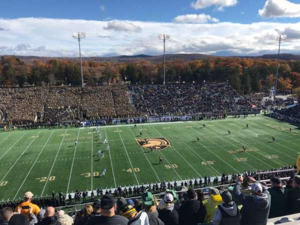Michie Stadium, section: U-14, row: N, seat: 1
