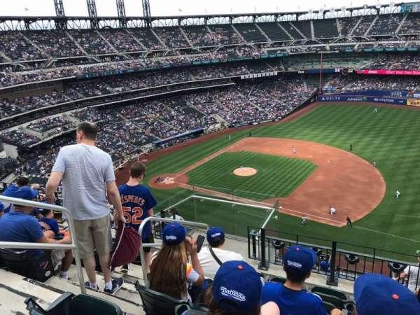 Citi Field, section: 505, row: 6, seat: 1