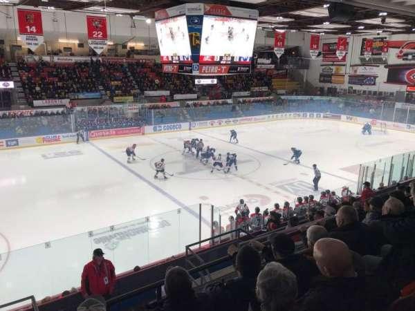 Centre Marcel Dionne, section: 31, row: L, seat: 8