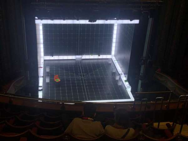 Piccadilly Theatre, section: Grand Circle, row: H, seat: 19