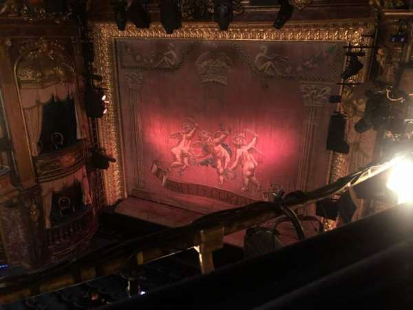 Theatre Royal Haymarket, section: Grand Circle, row: A, seat: 10