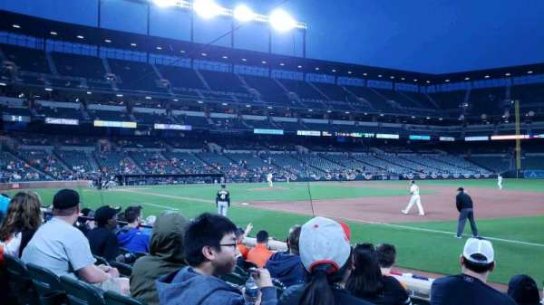 Oriole Park at Camden Yards, section: 14, row: 7, seat: 6